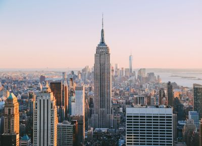 Top Of The Rock In New York City! (4)