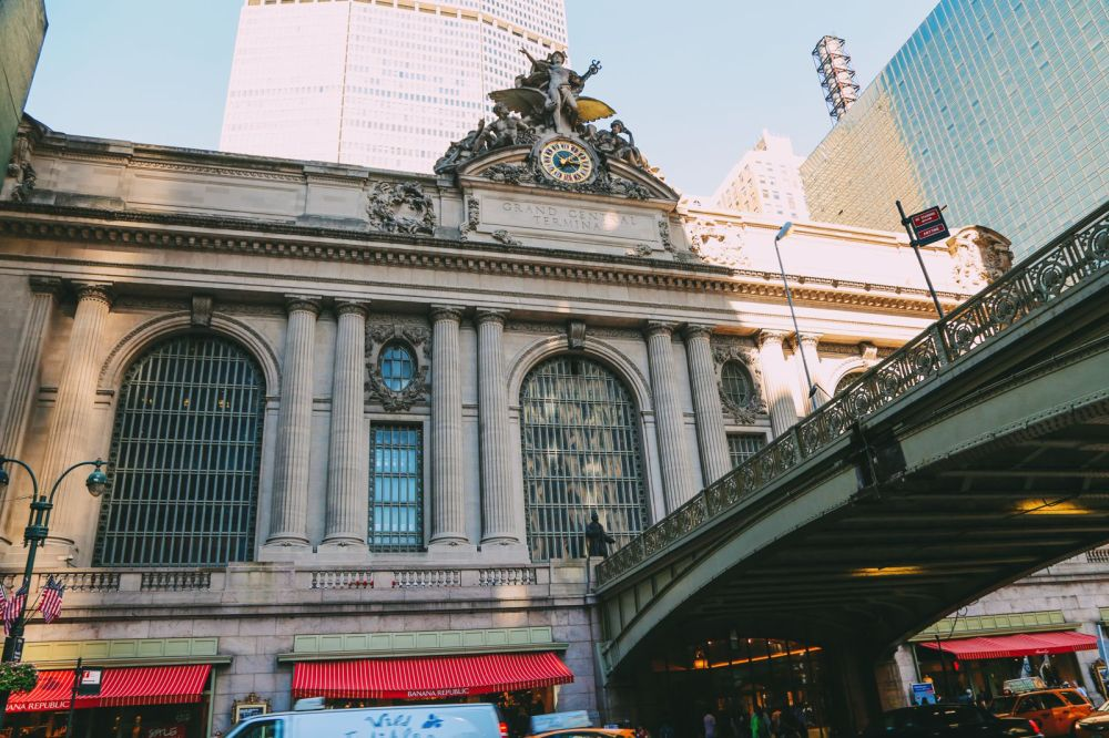 Grand Central Station, New York City - A Photo Diary (2)