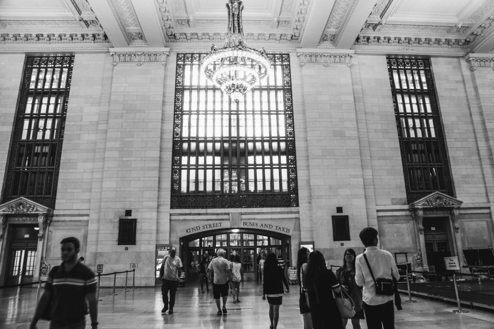 Grand Central Station, New York City - A Photo Diary (4)