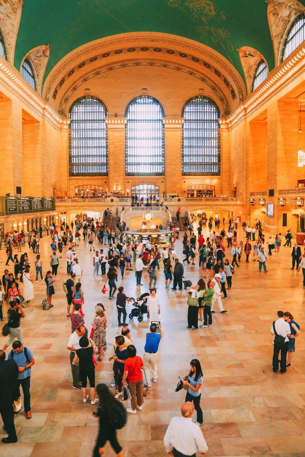 Grand Central Station, New York City - A Photo Diary (11)