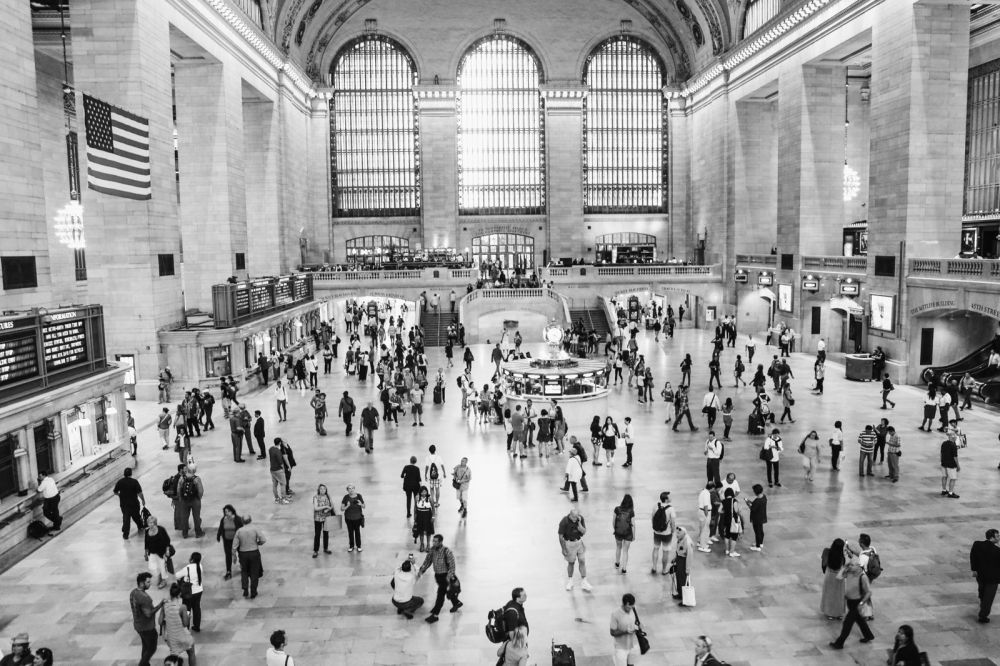 Grand Central Station, New York City - A Photo Diary (13)