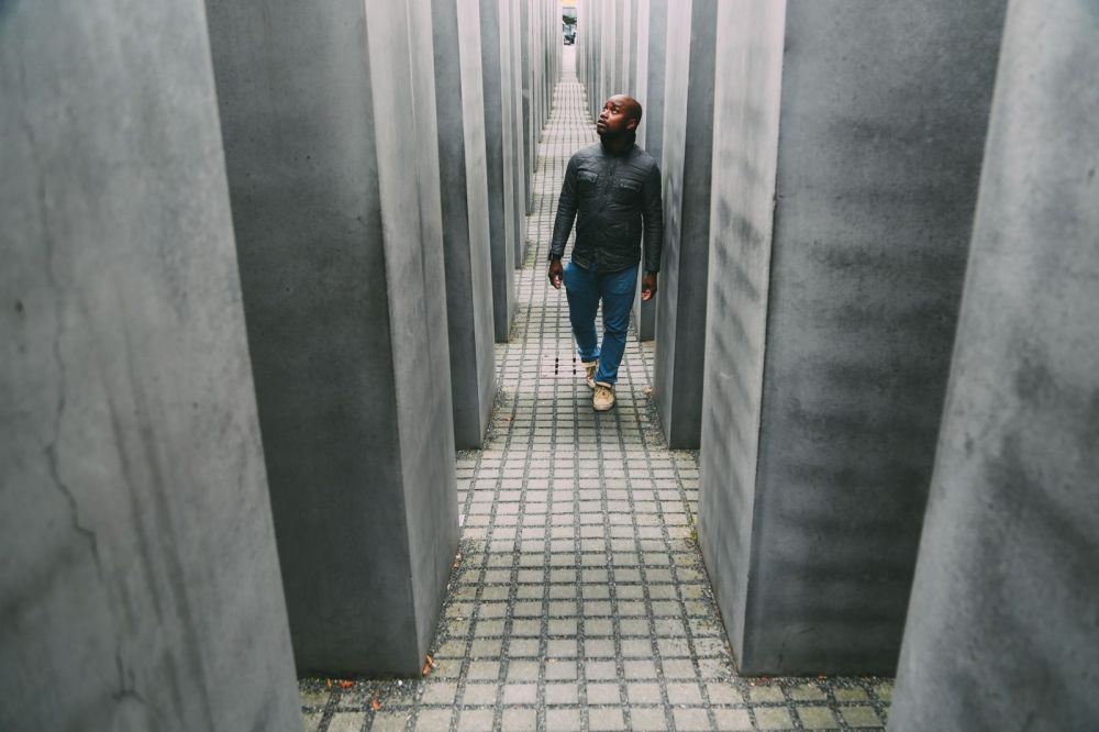 A Memoir To The Fallen - The Holocaust Memorial Also known as the Memorial to the Murdered Jews of Europe (5)