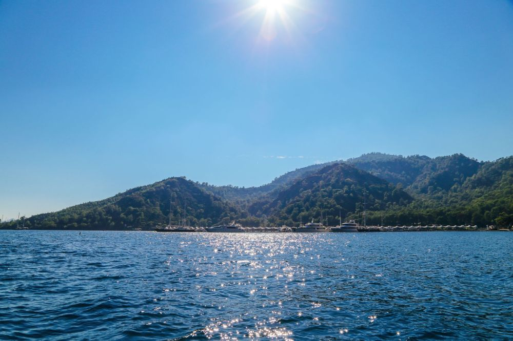 Arrival In Dalaman, Turkey... And A Secret Beach! (22)
