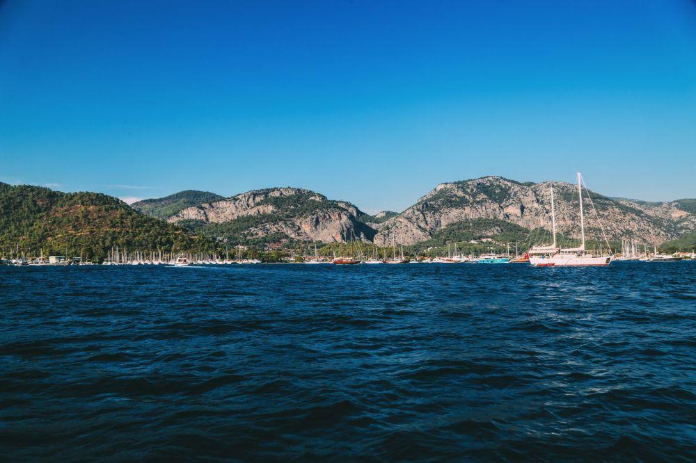 Arrival In Dalaman, Turkey... And A Secret Beach! (25)