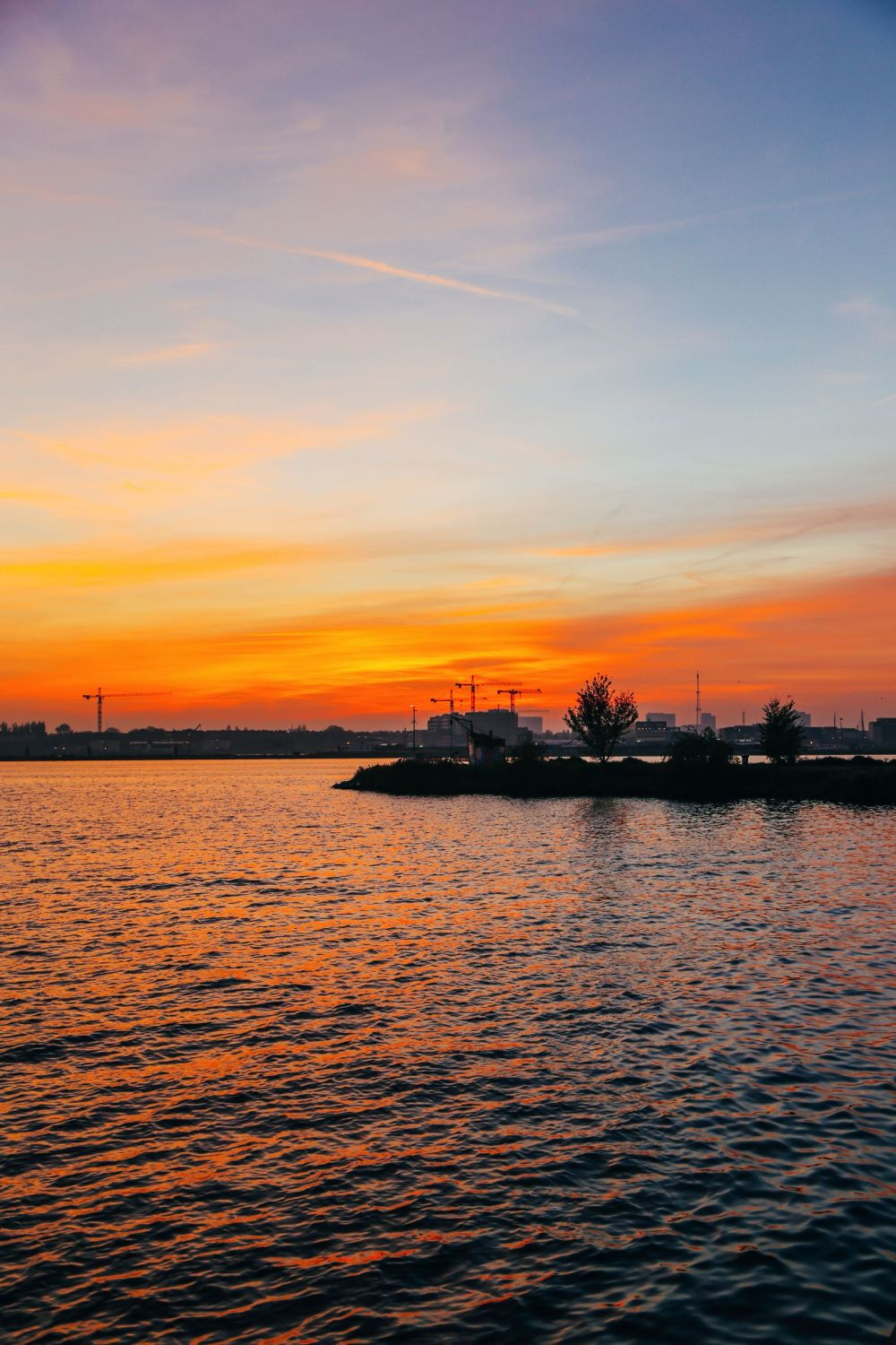 This Is Where To Go For The Best Sunsets In Amsterdam! (8)