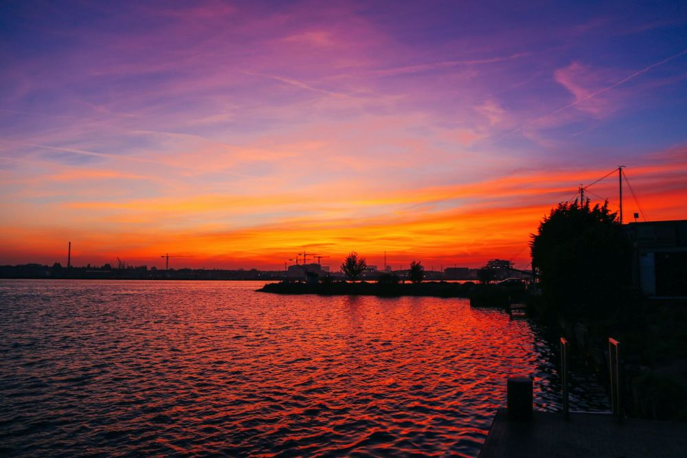 This Is Where To Go For The Best Sunsets In Amsterdam! (15)