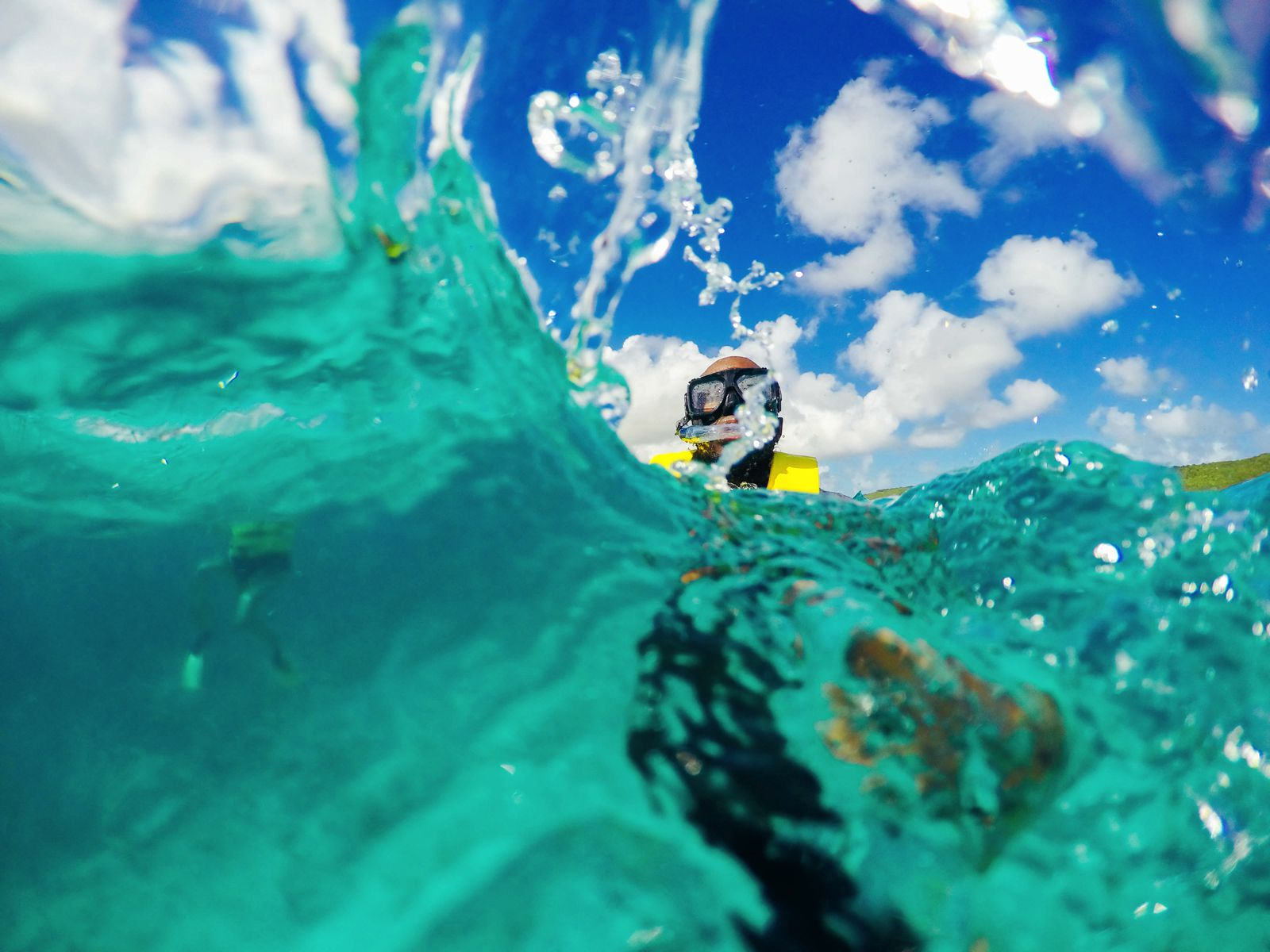 Snorkelling In Antigua - The Photo Diary (3)