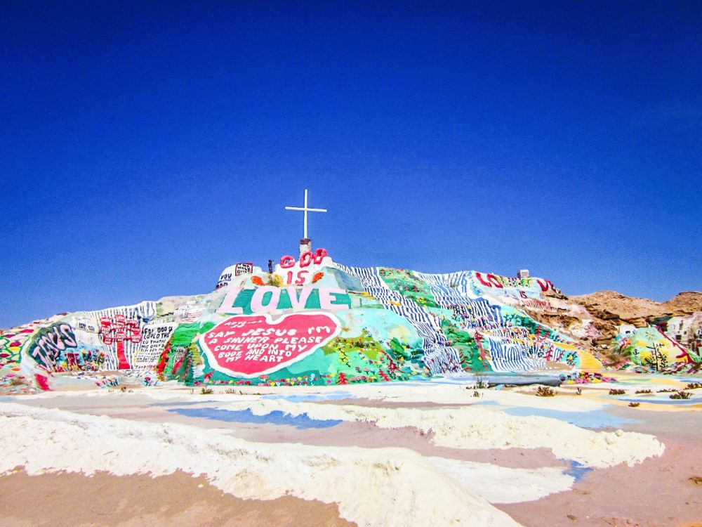 Have You Ever Heard Of Salvation Mountain in California? (10)