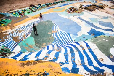 Have You Ever Heard Of Salvation Mountain in California? (14)