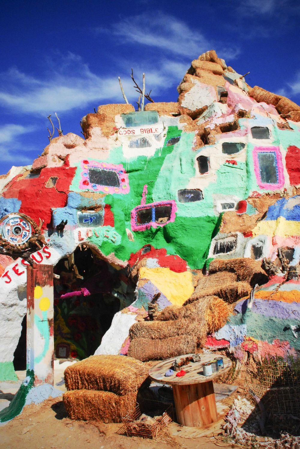 Have You Ever Heard Of Salvation Mountain in California? (15)