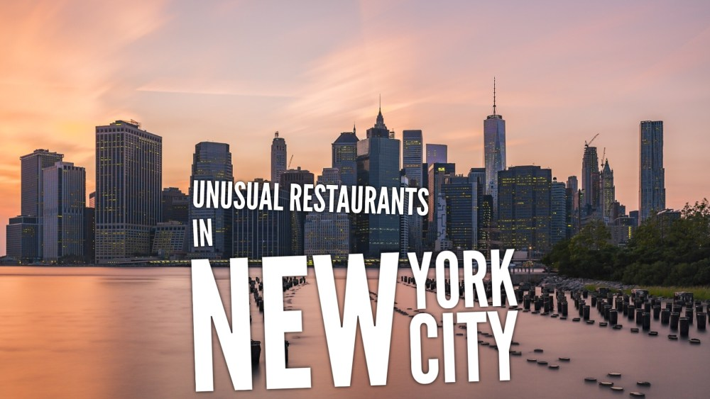 9 Unusual And Unique Restaurant You Must Visit In New York (2)