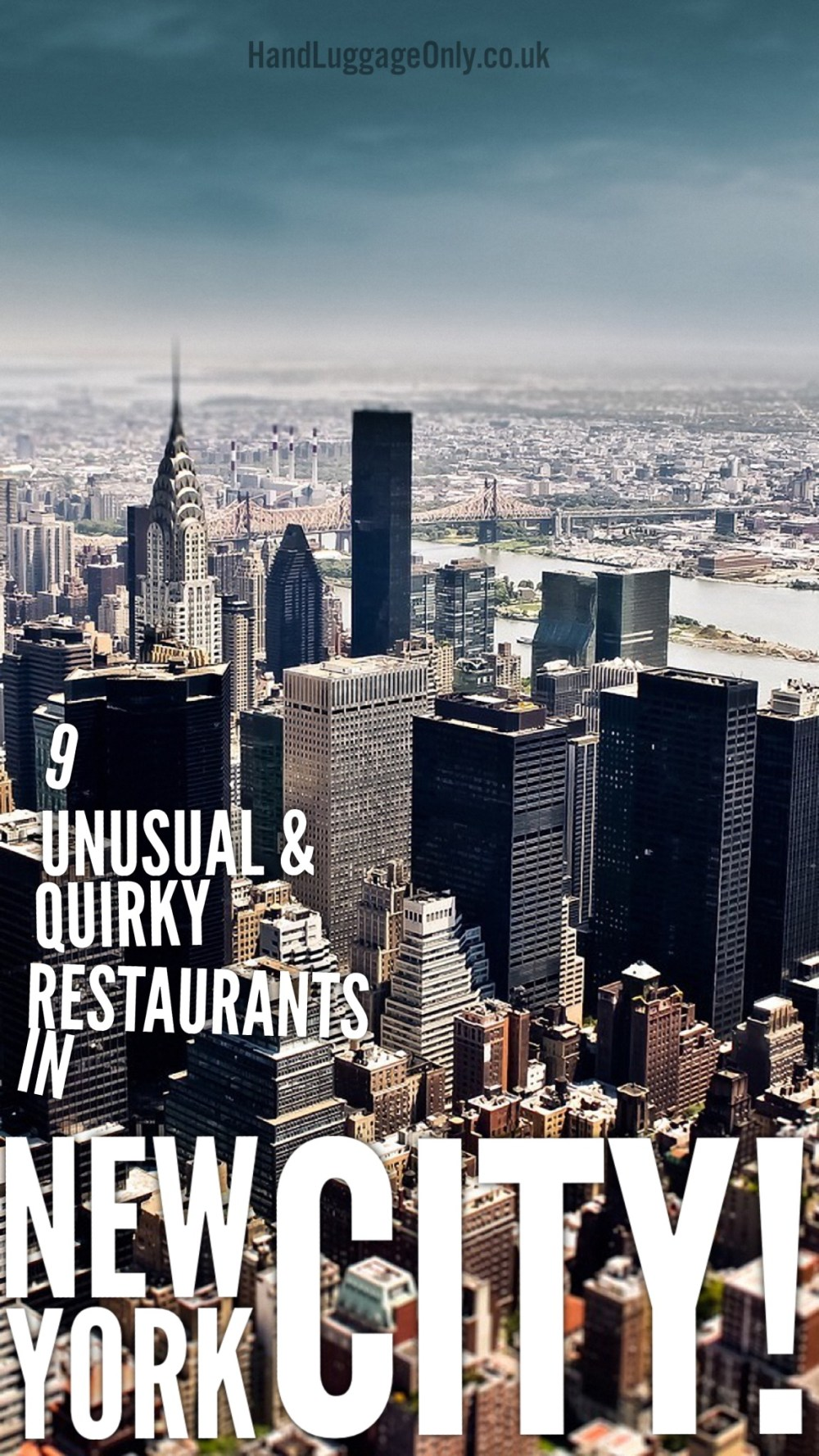 9 Unusual And Unique Restaurant You Must Visit In New York