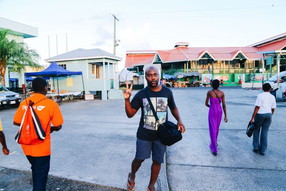 Caribbean Photo Diary - An Evening In St John's, Antigua (5)