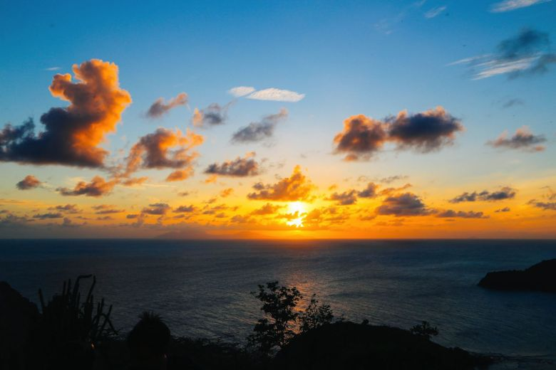 The Party (And Stunning Sunset) At Shirley Heights, Antigua (10)