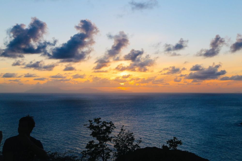 The Party (And Stunning Sunset) At Shirley Heights, Antigua (13)