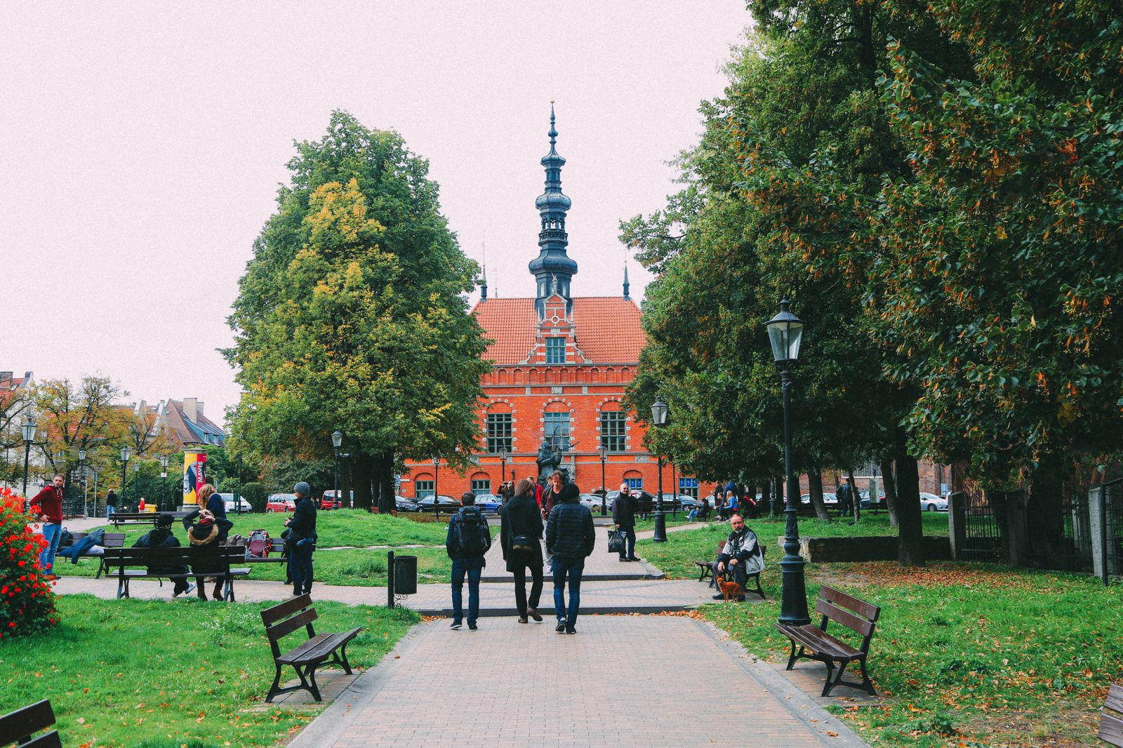The Beautiful Old Town Of Gdansk In Poland | PART 1 (7)