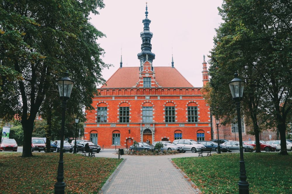The Beautiful Old Town Of Gdansk In Poland | PART 1 (11)