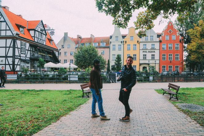 The Beautiful Old Town Of Gdansk In Poland   PART 1 (13)