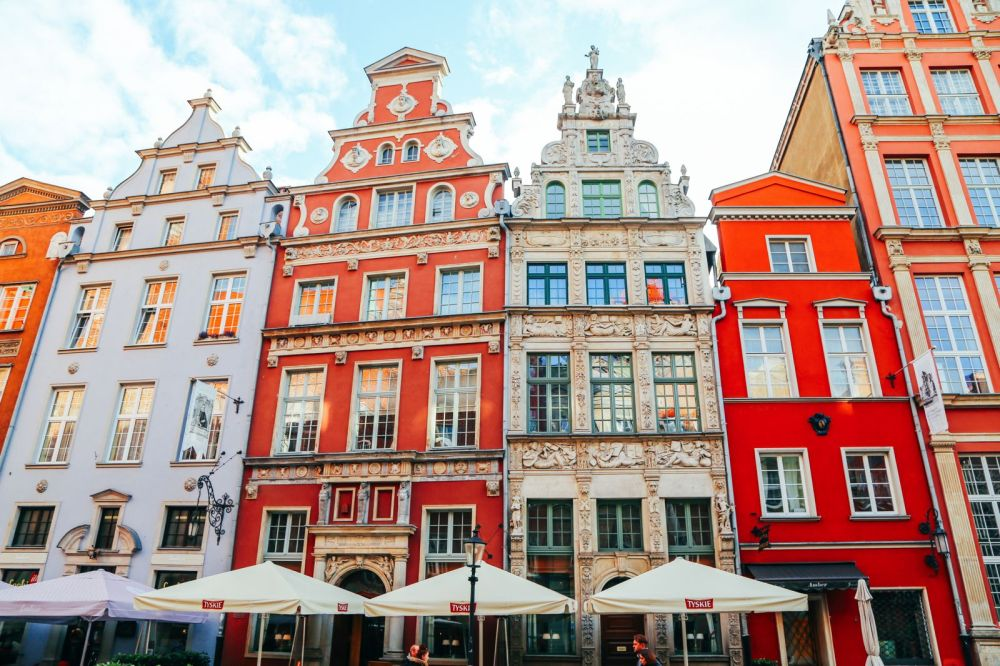 The Beautiful Old Town Of Gdansk In Poland | PART 2 (15)