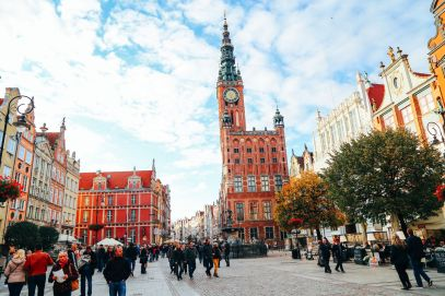 The Beautiful Old Town Of Gdansk In Poland | PART 2 (24)