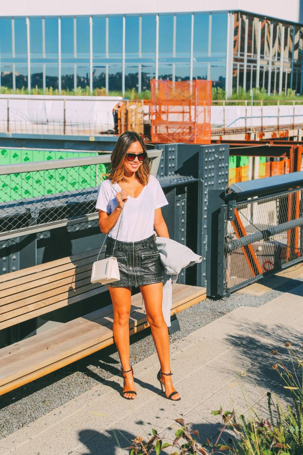 New York Diary: The High Line, Lego House And New York Fashion Week (19)