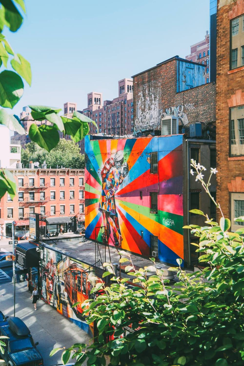 New York Diary: The High Line, Lego House And New York Fashion Week (3)