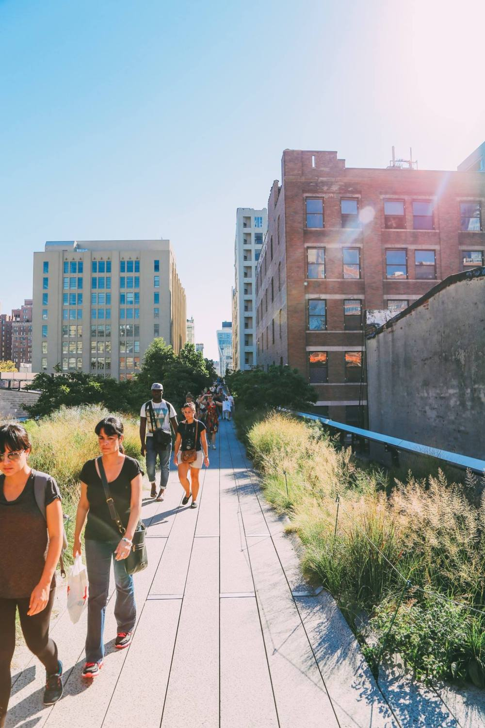 New York Diary: The High Line, Lego House And New York Fashion Week (7)