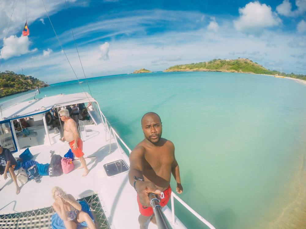 Sailing In Antigua In The Caribbean (19)