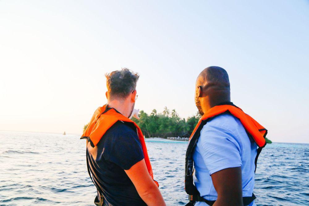 The Angsana Ihuru, Maldives (2)