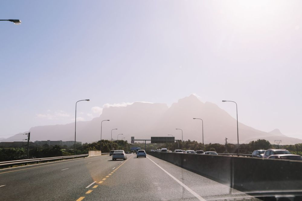 Arrival In Cape Town, South Africa (2)