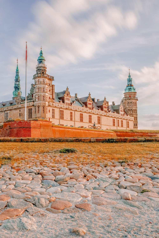 Замок Кронборг. Замки Дании