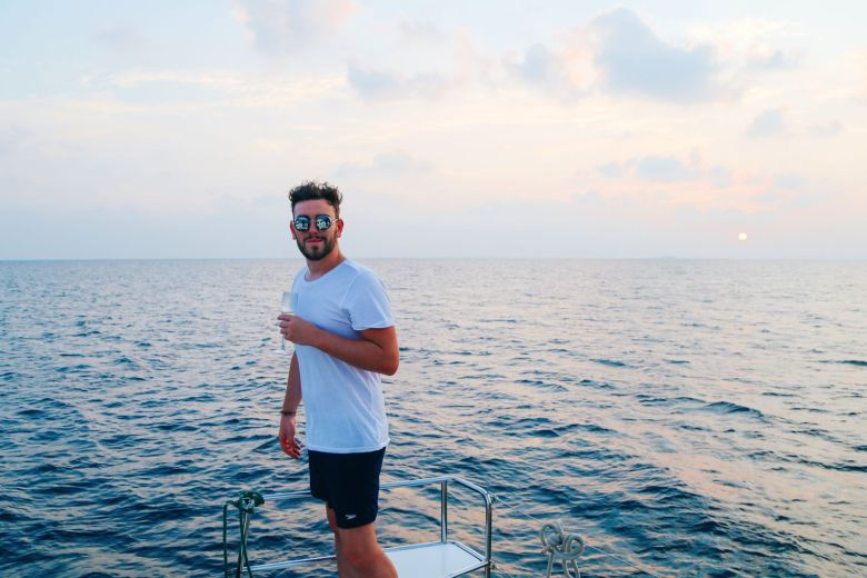 Sunset Cruising In The Maldives (19)