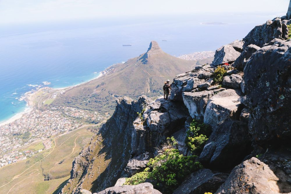 Journey Up Table Mountain In Cape Town, South Africa (21)