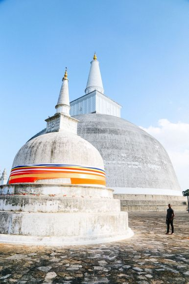 The Ancient City Of Anuradhapura, Sri Lanka (28)