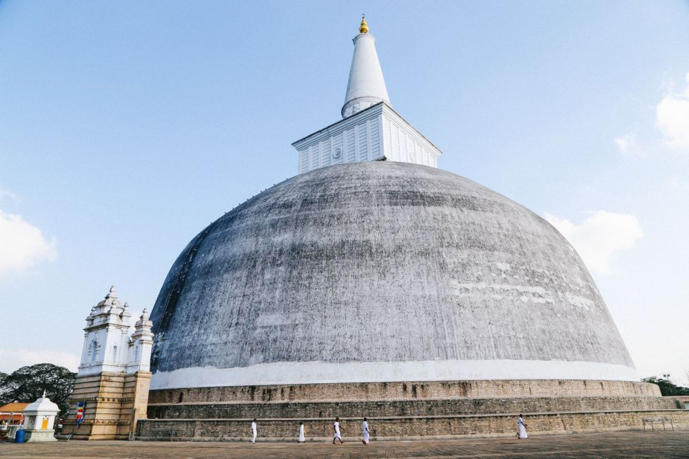 The Ancient City Of Anuradhapura, Sri Lanka (29)
