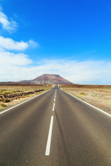 Arrival In Fuerteventure In The Canary Islands (1)