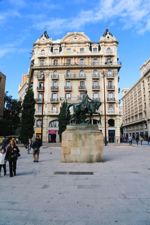 Arrival In Barcelona, Spain (5)