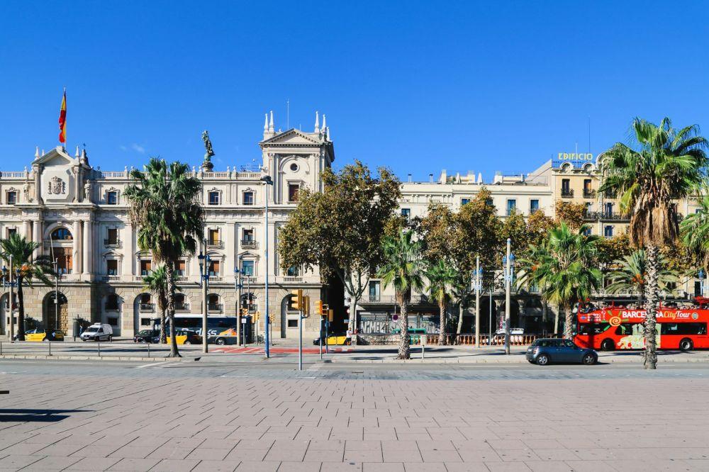 Arrival In Barcelona, Spain (13)