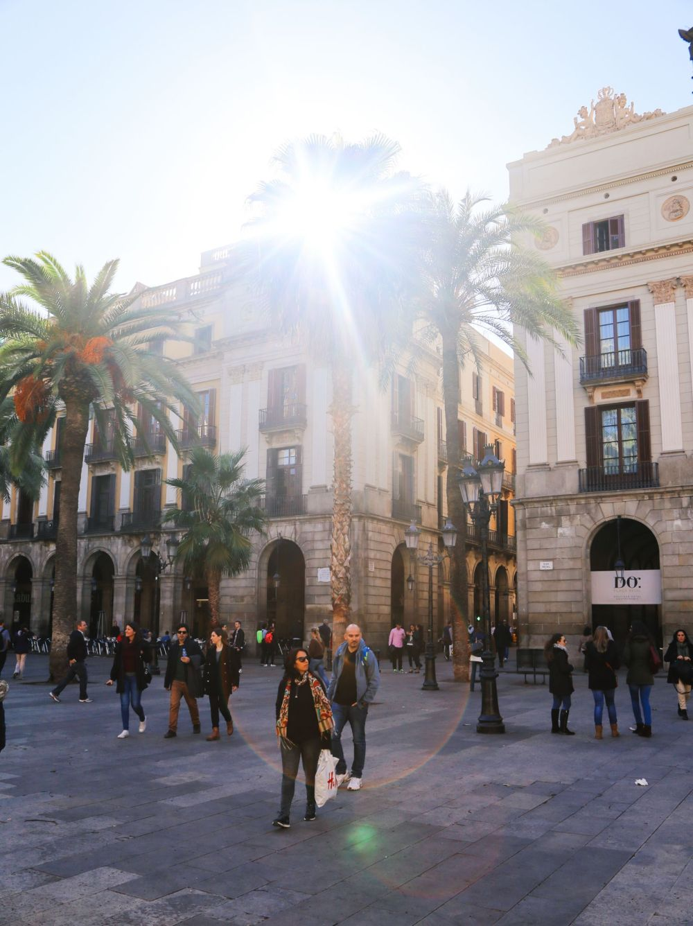 Arrival In Barcelona, Spain (24)