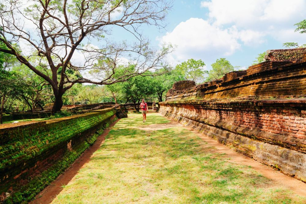 The Ancient City Of Polonnaruwa In Sri Lanka // Part 1 Of 2 (23)