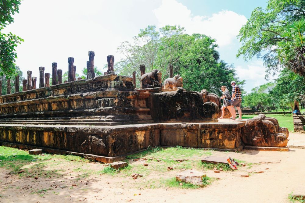 The Ancient City Of Polonnaruwa In Sri Lanka // Part 1 Of 2 (32)