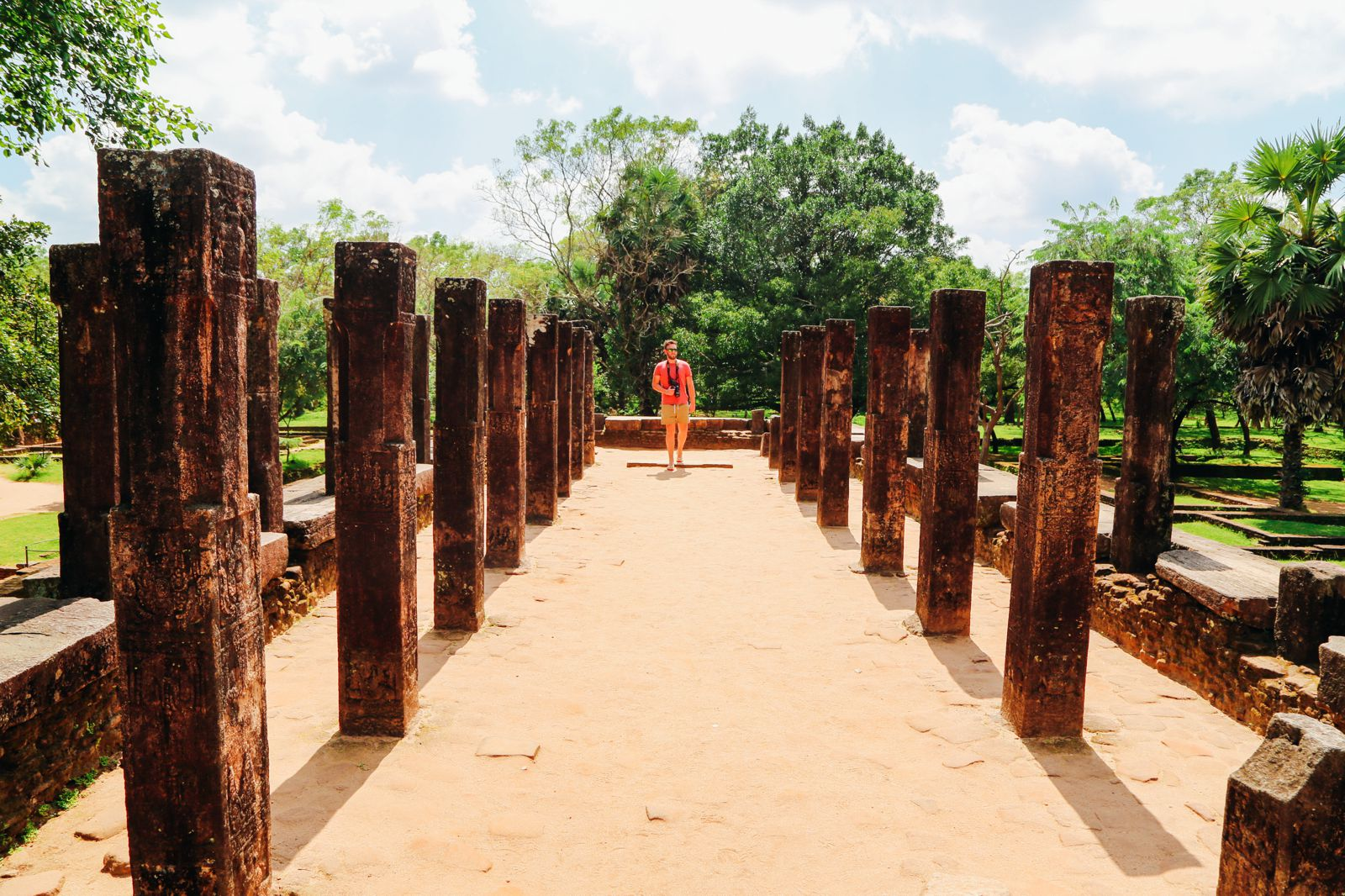 The Ancient City Of Polonnaruwa In Sri Lanka // Part 1 Of 2 (34)