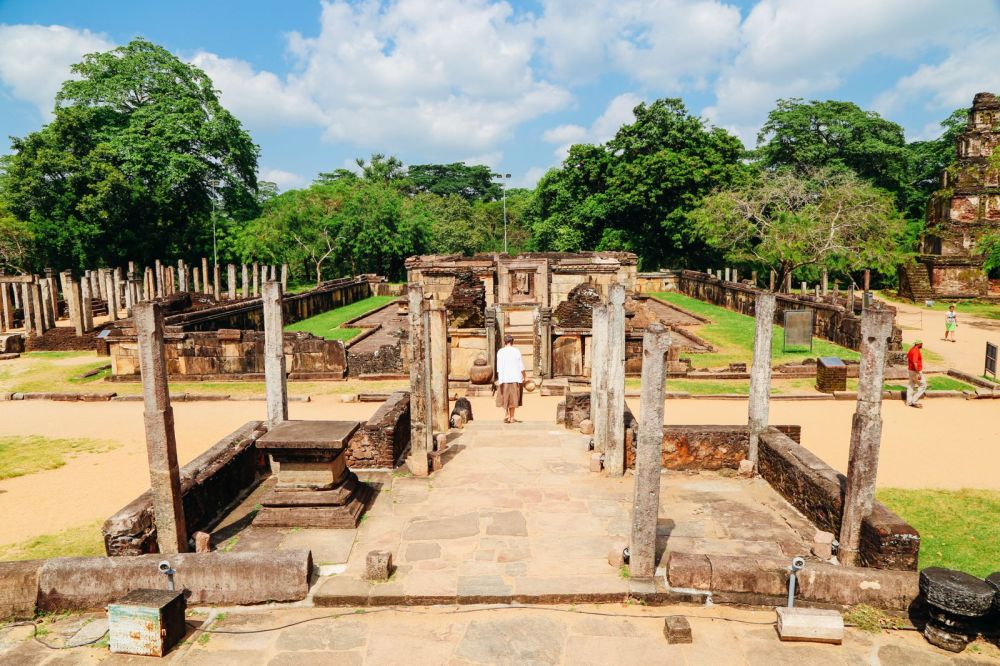The Ancient City Of Polonnaruwa In Sri Lanka // Part 2 Of 2 (6)