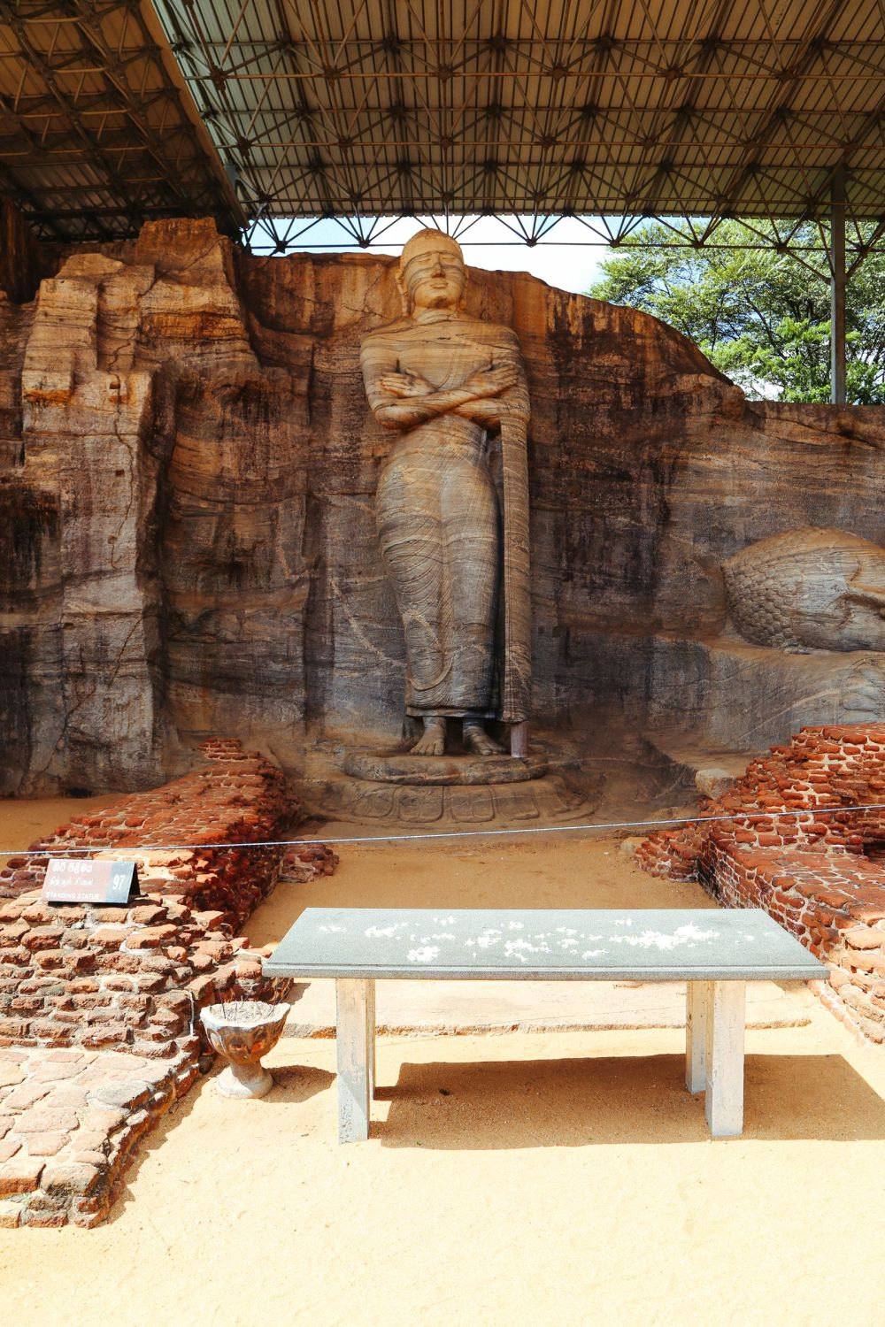 The Ancient City Of Polonnaruwa In Sri Lanka // Part 2 Of 2 (30)