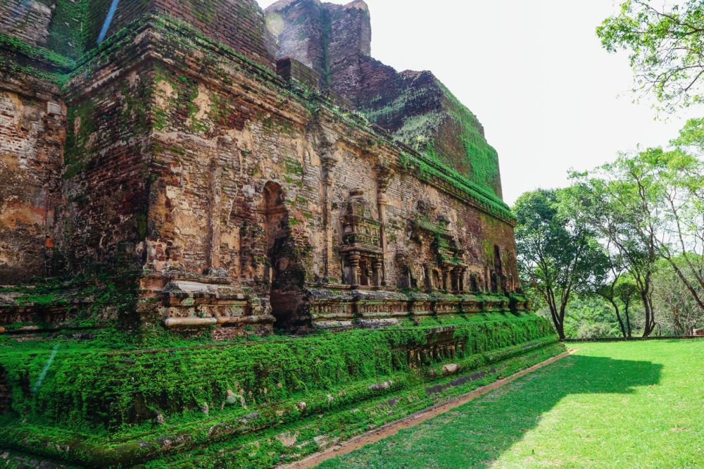 The Ancient City Of Polonnaruwa In Sri Lanka // Part 2 Of 2 (54)
