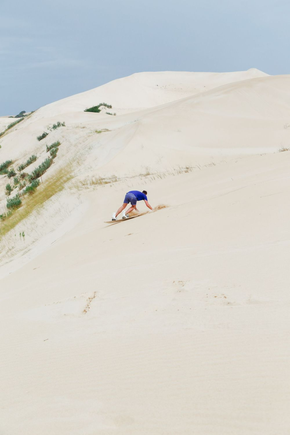 What It's Like To Try Sandboarding For The Very First Time! (28)