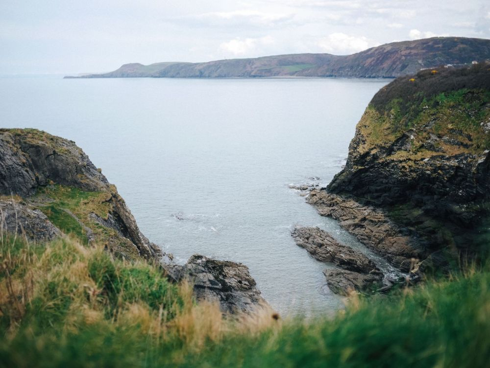 Exploring The UK's Dramatic Coastline... In Wales (4)