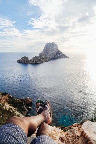 The Best Place To Watch The Sunset In Ibiza AND Where To Go For An Amazing 10 Course Gourmet Dinner! (14)