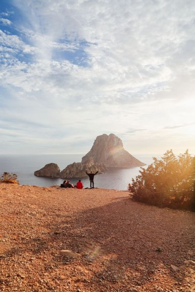 The Best Place To Watch The Sunset In Ibiza AND Where To Go For An Amazing 10 Course Gourmet Dinner! (19)