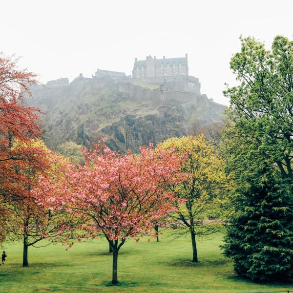Re-Visiting Edinburgh - What's Changed In Scotland's Capital City In The Last 7 Years... (2)